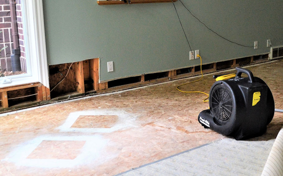 Water Damage Repair Roswell GA